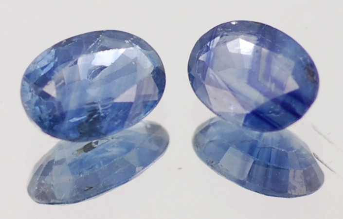 kyanite pair